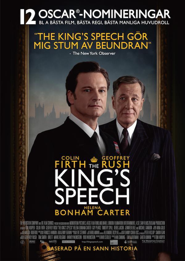 The King's Speech 2480x3508