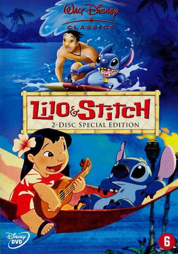 Lilo & Stitch 1519x2165