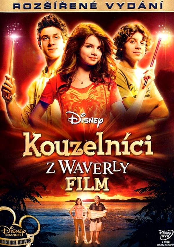 Wizards of Waverly Place: The Movie 1512x2147
