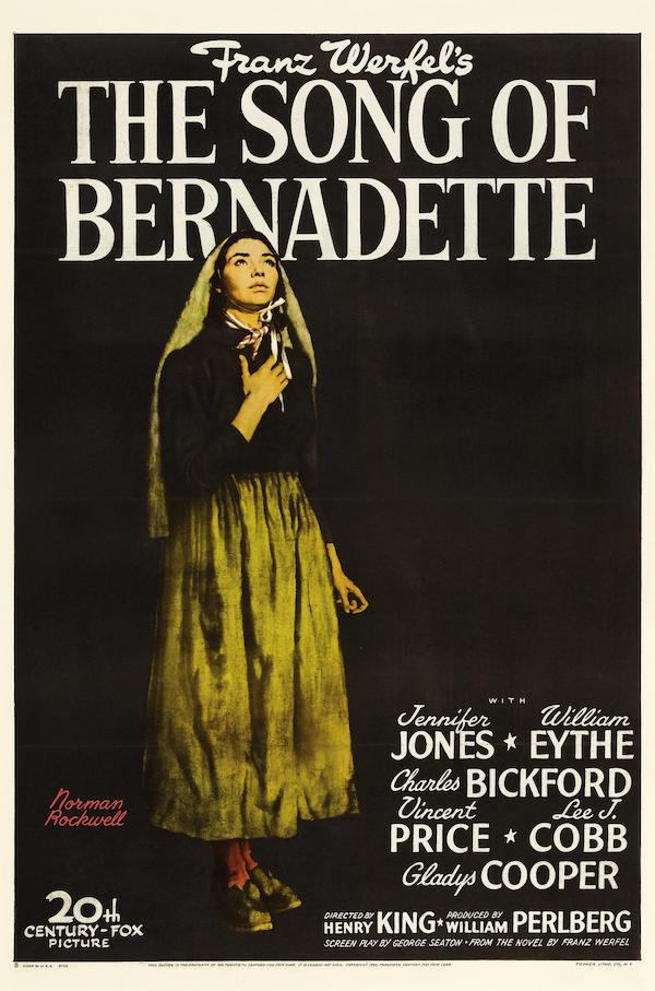 Sangen om Bernadette