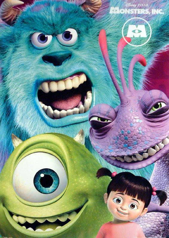 Monsters, Inc. 566x800