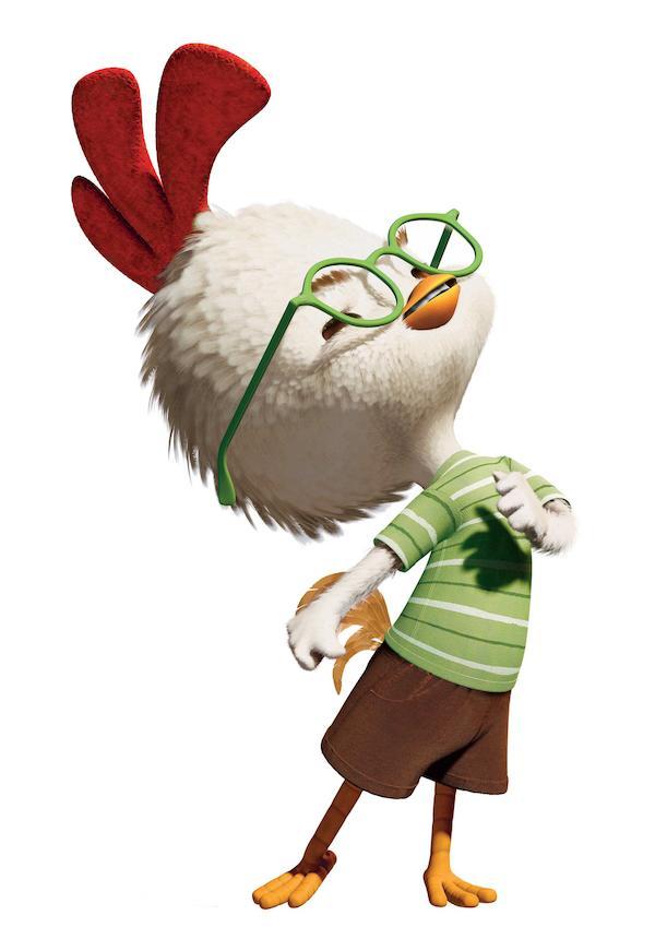 Chicken Little 2092x3000