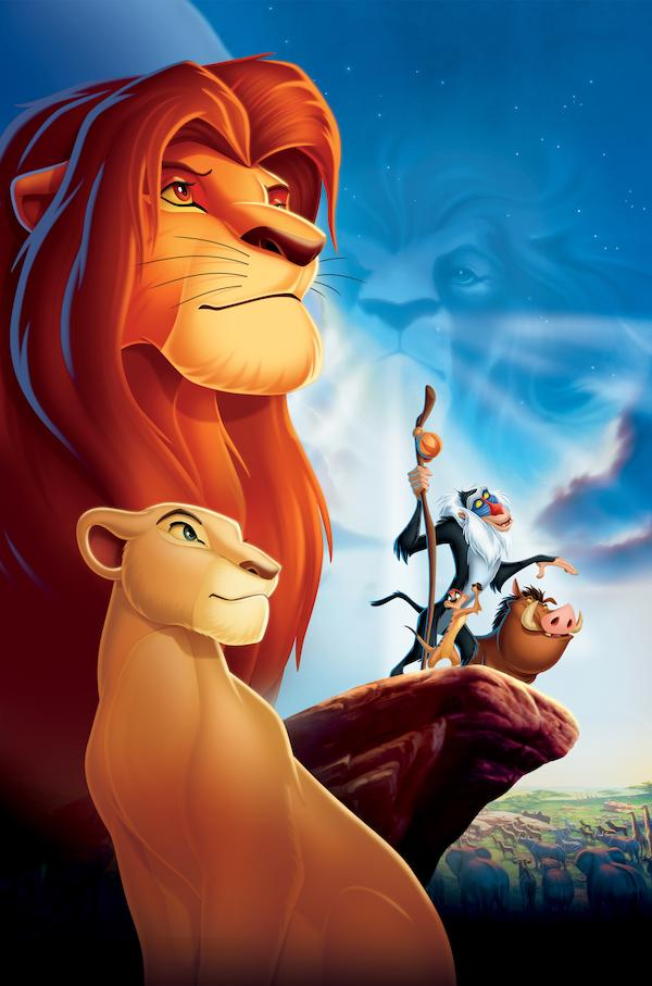 The Lion King 2362x3570