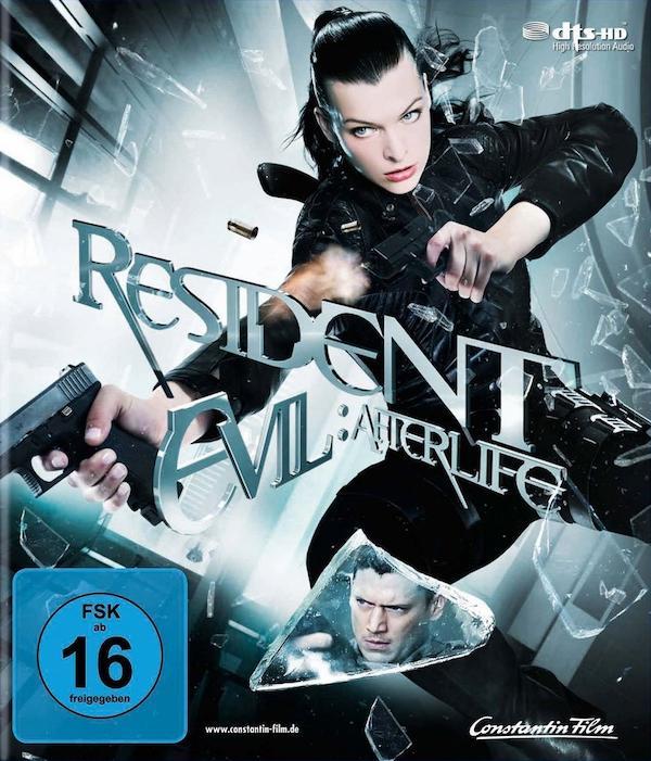 Resident Evil Afterlife 2010 Poster De 950 950px