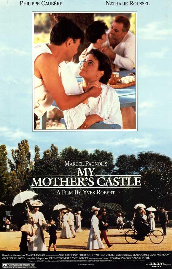 El castillo de mi madre