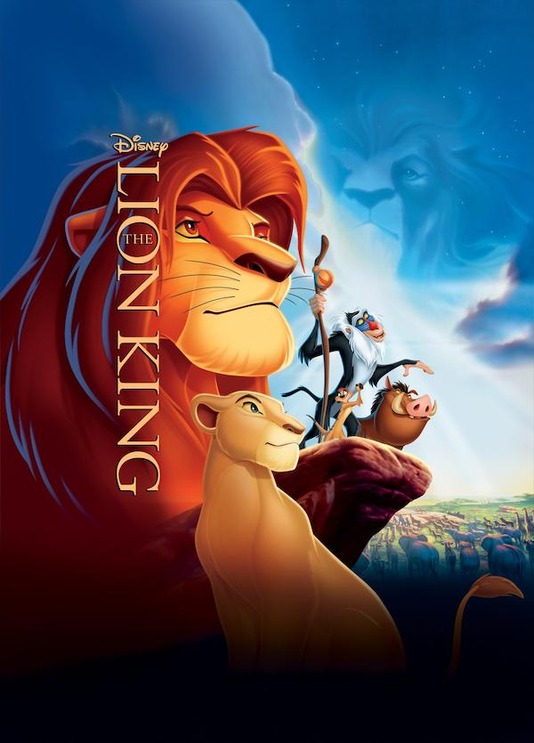 The Lion King 1471x2048