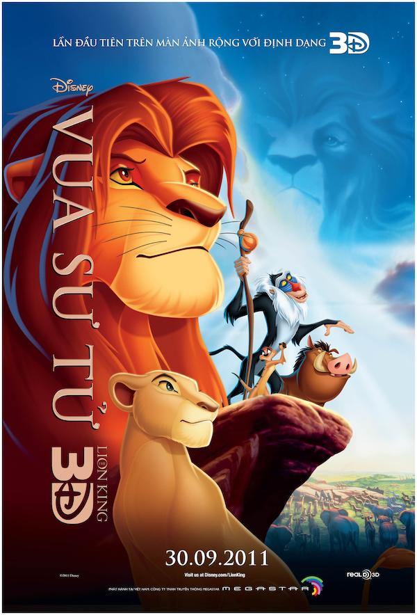 The Lion King 1977x2912