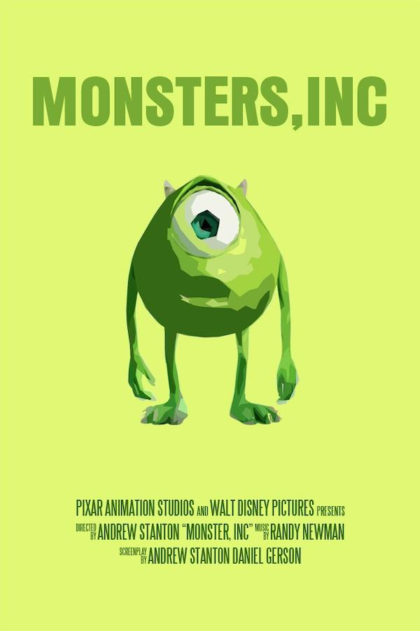 Monsters, Inc. 650x975