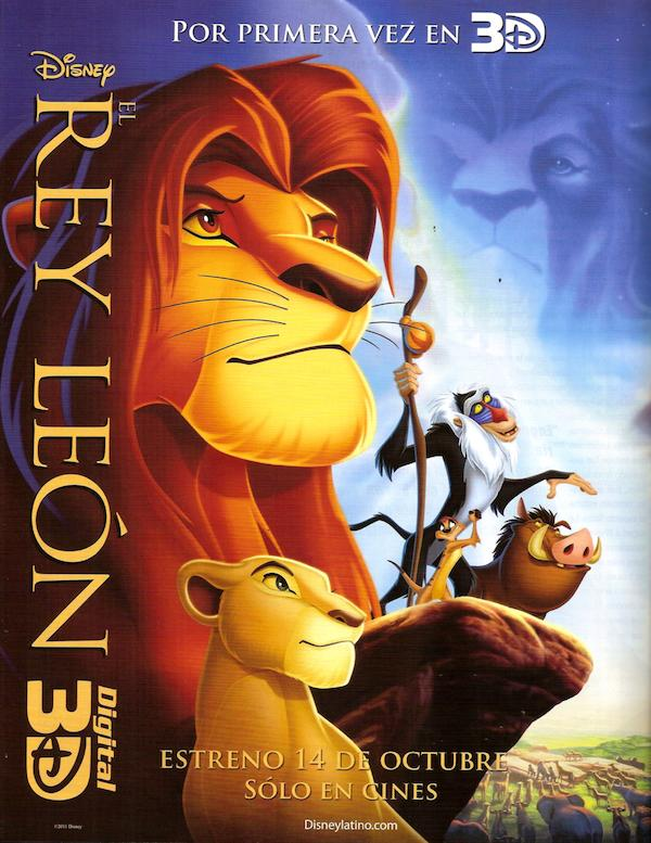 The Lion King 1627x2106