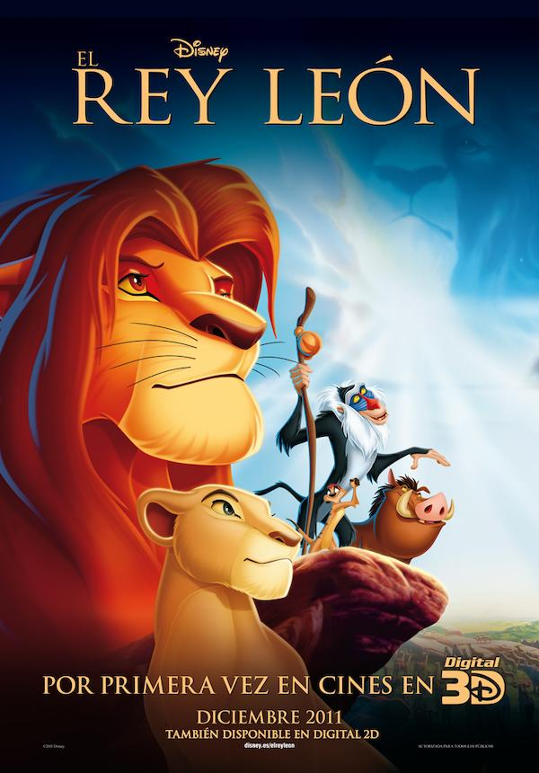 The Lion King 742x1063