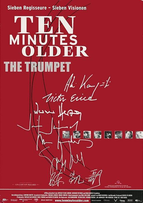 Ten Minutes Older: The Trumpet