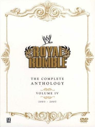 WWE Royal Rumble: The Complete Anthology, Vol. 4