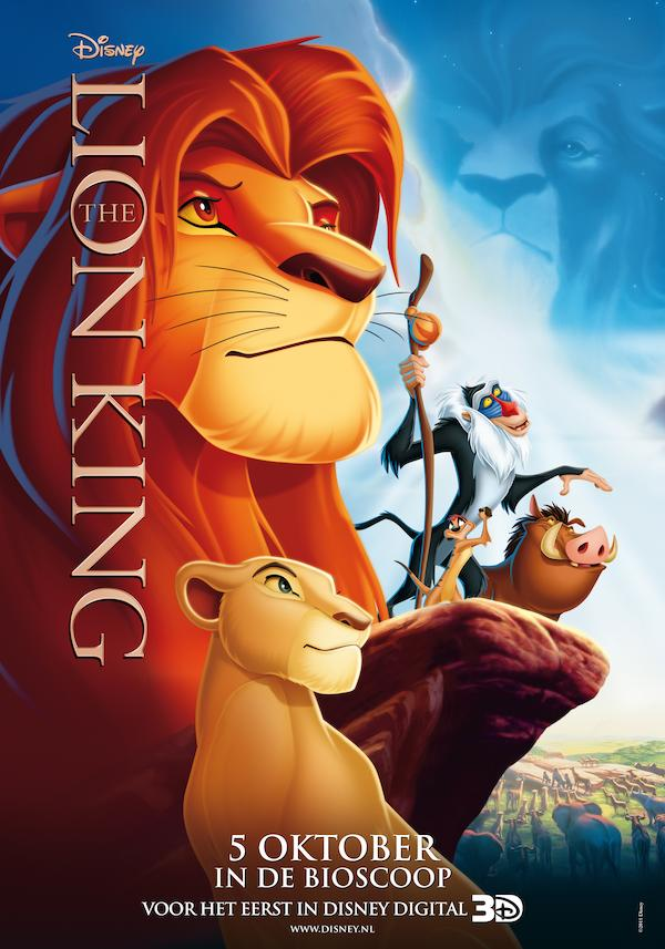 The Lion King 2480x3543