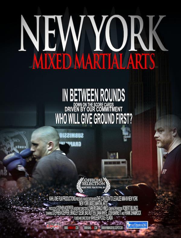 New York Mixed Martial Arts
