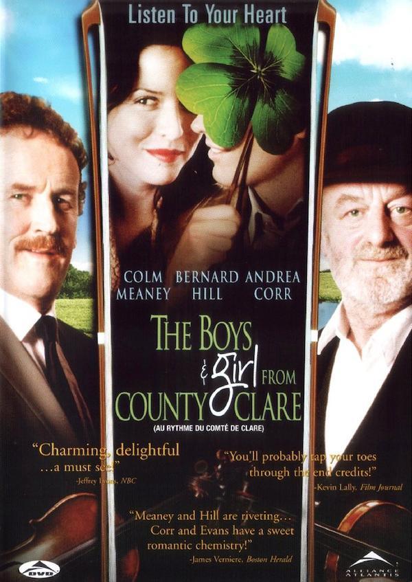 County Clare - Hier spielt die Musik 1541x2175