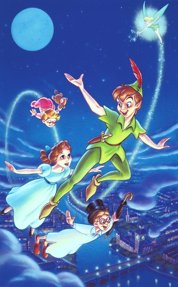 Peter Pan 2333x3757