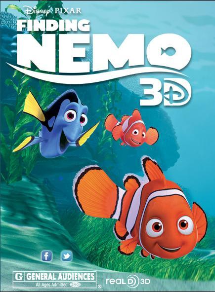 Finding Nemo 435x592
