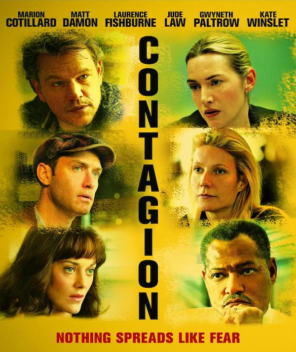 Contagion 2011 Movie Posters