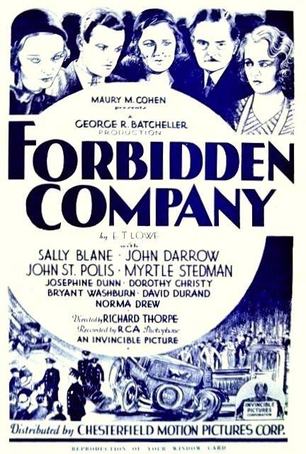 Forbidden Company