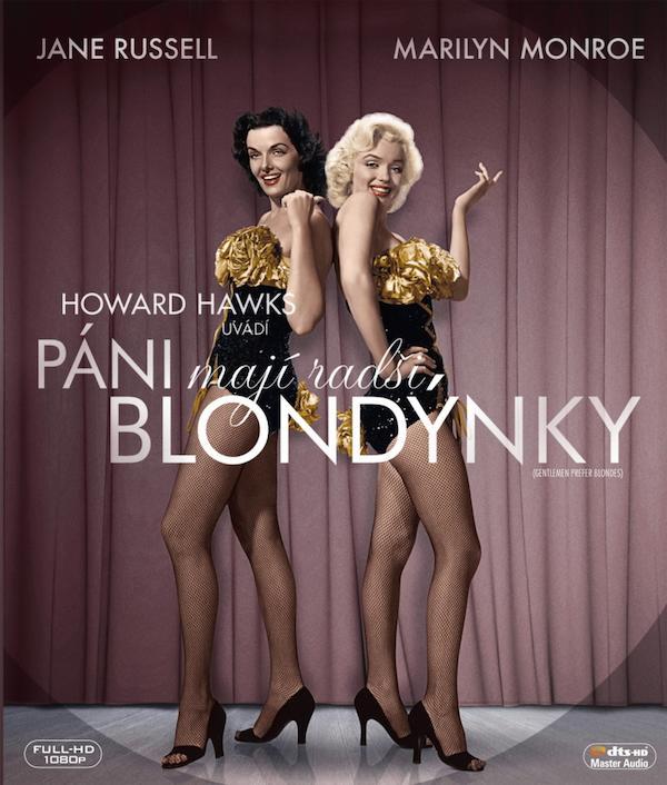 Gentlemen Prefer Blondes 800x941