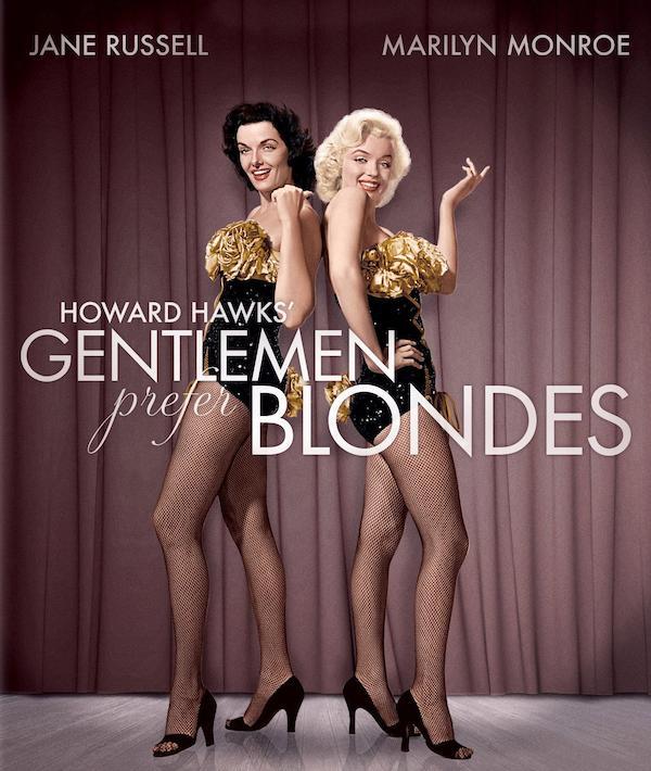 Gentlemen Prefer Blondes 1478x1749
