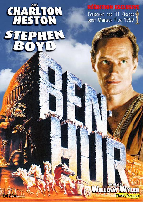 Ben-Hur 2504x3531