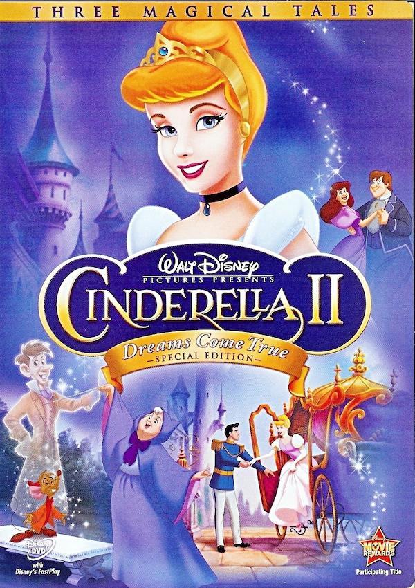 Cinderella 2 - Träume werden wahr 1022x1448