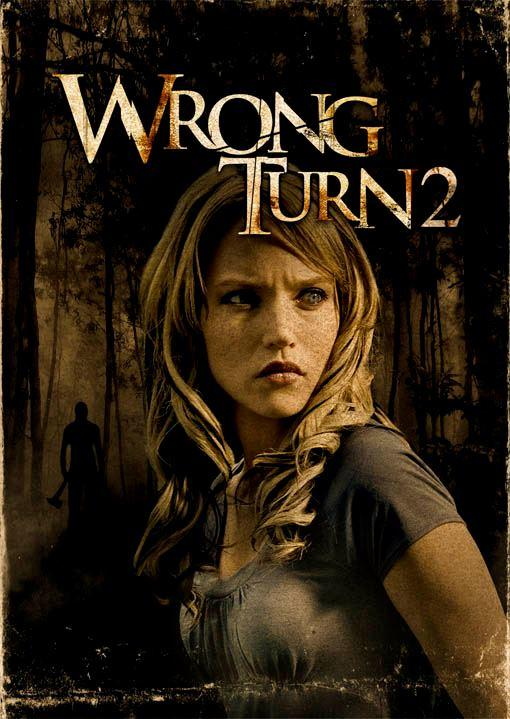 Wrong Turn 2: Dead End 2007 UnRated English 300MB BluRay 480p Download