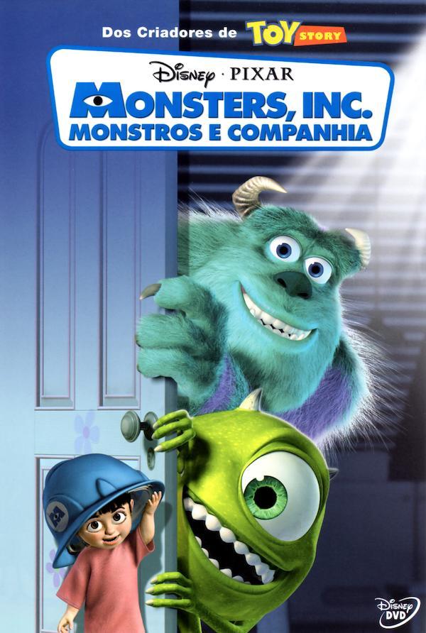 Monstruos, S.A. 1345x2000