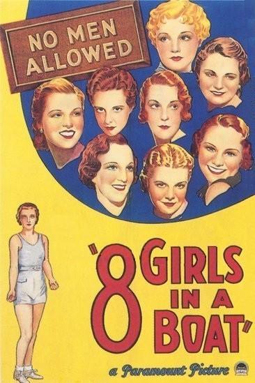 8 Girls in a Boat
