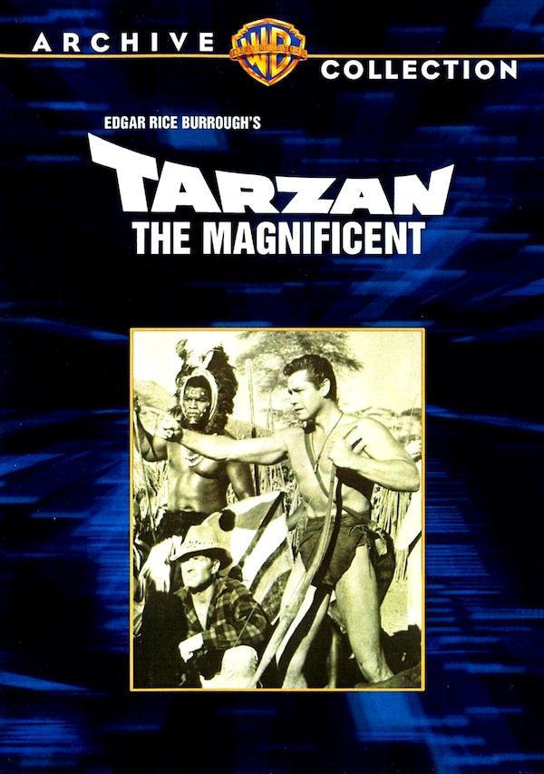 Tarzan the Magnificent 1530x2175
