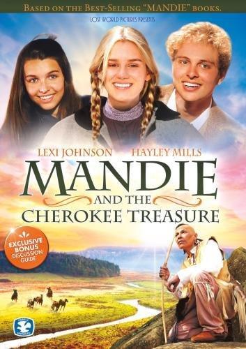 Mandie and the Cherokee Treasure 353x500