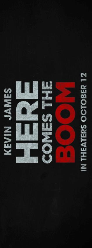 Here Comes the Boom 315x851