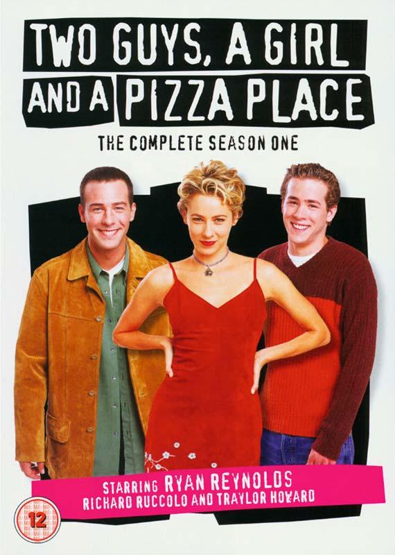 Two Guys, a Girl and a Pizza Place
