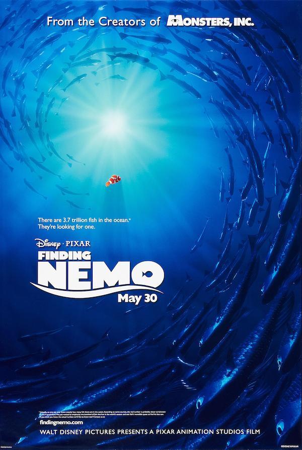 Finding Nemo 2015x3000