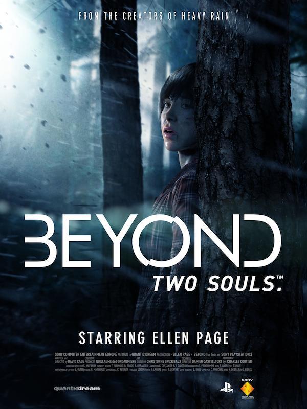 Beyond: Two Souls 3750x5000