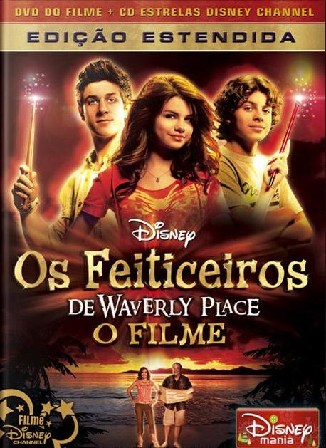 Wizards of Waverly Place: The Movie 458x629