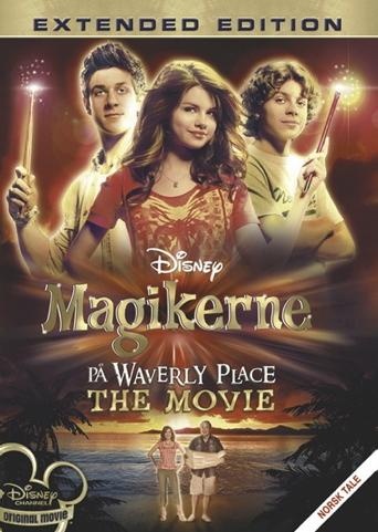 Wizards of Waverly Place: The Movie 342x481