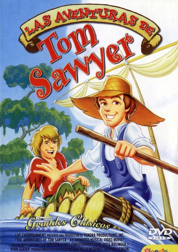 The Animated Adventures of Tom Sawyer