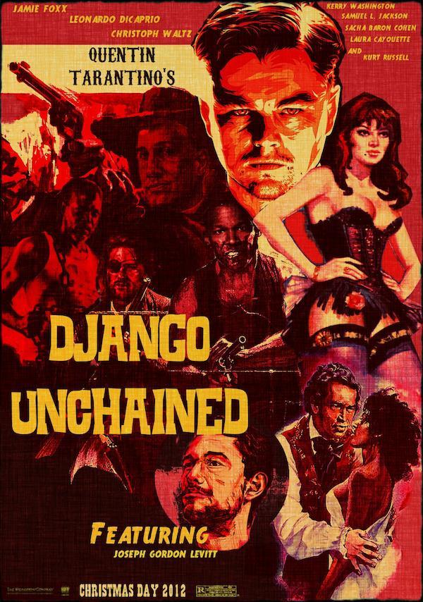 Django Unchained 1000x1423