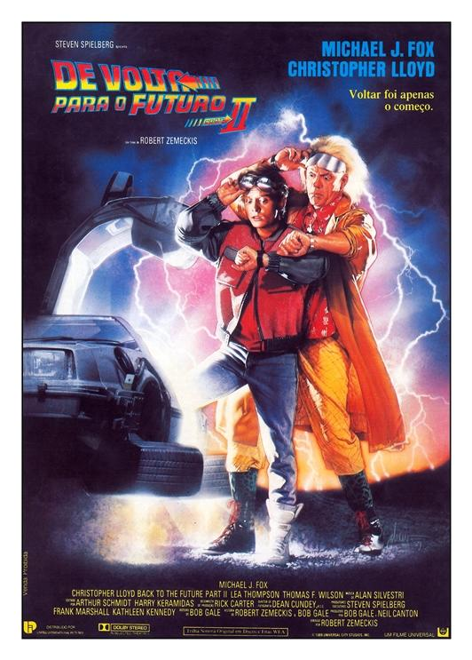 Back to the Future Part II 532x743