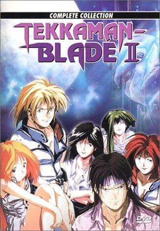 Uchû no kishi Tekkaman Blade II