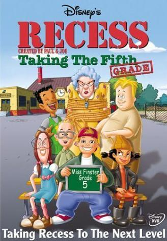 Recess: Taking the Fifth Grade 328x472