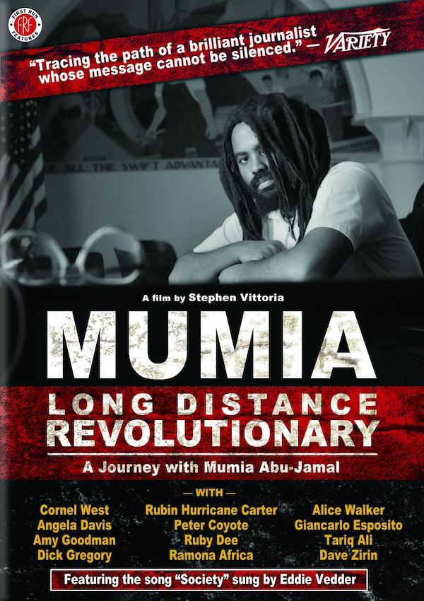 Mumia: Long Distance Revolutionary 1529x2166