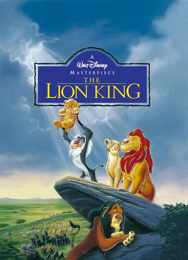 The Lion King 3258x4501