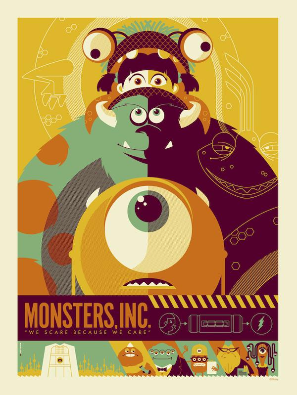 Monsters, Inc. 700x932