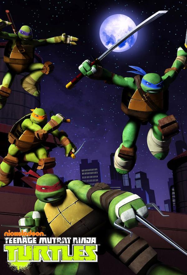 Teenage Mutant Ninja Turtles 680x1000