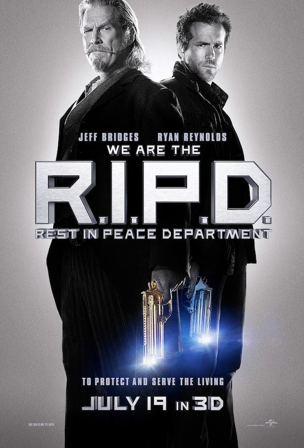 Ghost Agent: R.I.P.D.