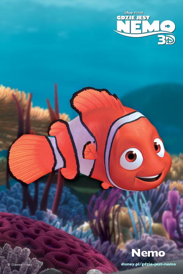 Finding Nemo 640x960