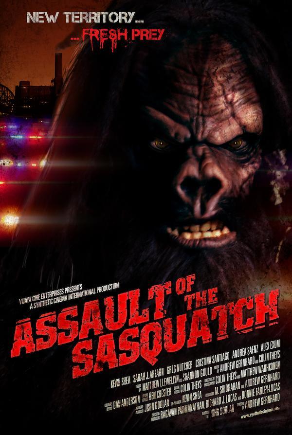 Sasquatch Assault